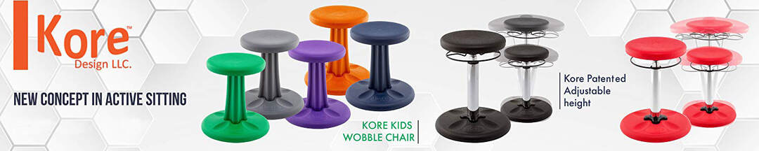 Wobble Chairs